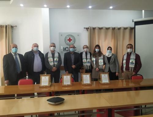 الصحة تثمن دور اللجنة الدولية للصليب الاحمر في تعزيز الخدمات الصحية