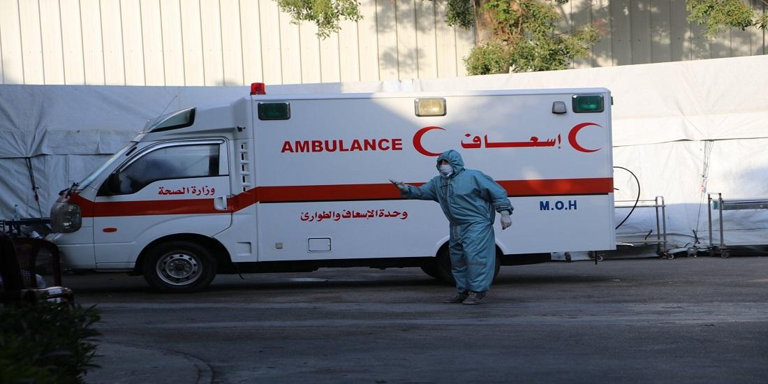 """المستشفى الاوروبي يستقبل (3531) مصاب ب """"كوفيد 19"""" خلال 2020"""