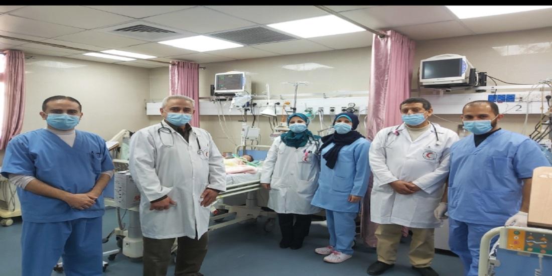 وحدة المناظير التشخيصية بمستشفى الرنتيسي تجري( 558 ) عملية خلال العام 2020