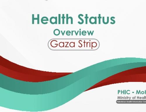 Health Stutus in Gaza Strip 2019 – MOH-PHIC