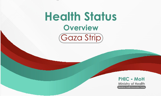 Health Stutus in Gaza Strip 2019 – MOH-PHIC