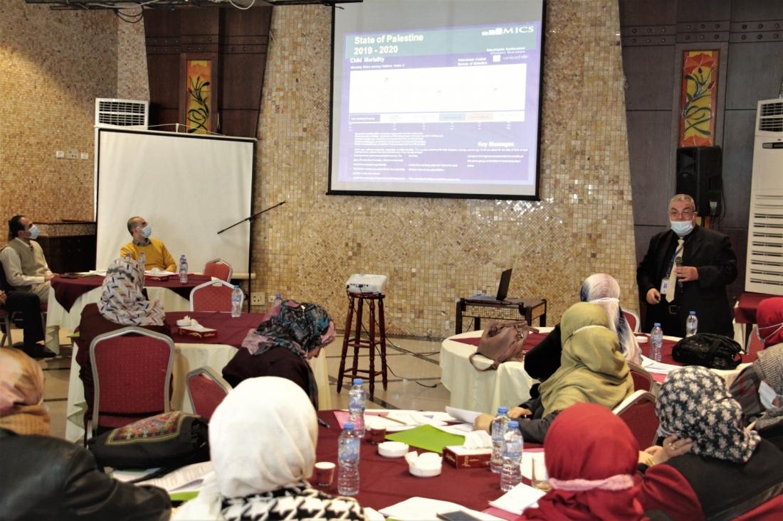 خلال لقاء خاص مع رئيس لجنة شبكة حضانات غزةGNN..  د.البرقونى: يتحدث عن مسيرة خمس سنوات أثمرت عن انخفاض معدل الوفيات حديثي الولادة من 16.5  إلى 9.4 لكل ألف مولود حي