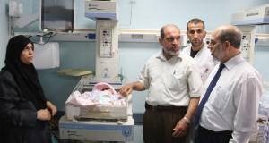 وفد طبي أجنبي : في غزة أطباء متميزين تبادلنا معهم الخبرات