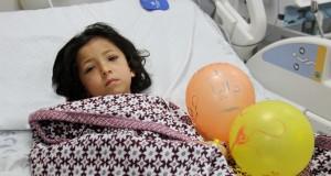 الصحة : نجاح عملية دقيقة لاستئصال كتلة ضخمة من صدر طفلة