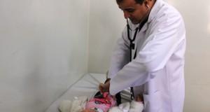 الصحة تقدم خدماتها الصحية للأطفال حتى سن 5 سنوات دون تأمين