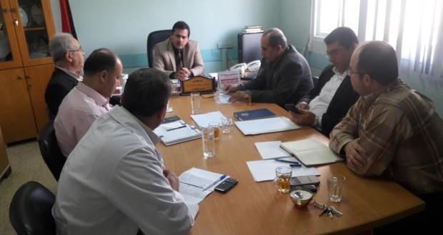 مستشفى الهلال الإماراتي يستقبل وفد تقييم خارجي من اليونيسيف