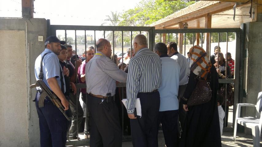 إدارة مستشفى غزة الأوروبي تطلق الحملة الصحية لضبط عملية الدخول والخروج في المستشفى