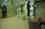تقارير صحية دولية وثقت خطورة الوضع ..  أبو الريش : المستشفيات بحالة كارثية تفتقر إلى أدنى مستويات تقديم الخدمة الآمنة