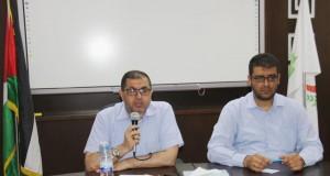 د. نعيم: الخدمات الصحية ستستمر وقيادات السلطة متورطة في حصار شعبها بغزة