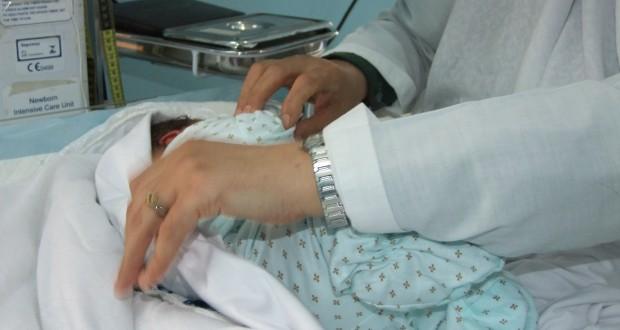مستشفيات الولادة تضج بحالات الولادة خلال عيد الأضحى