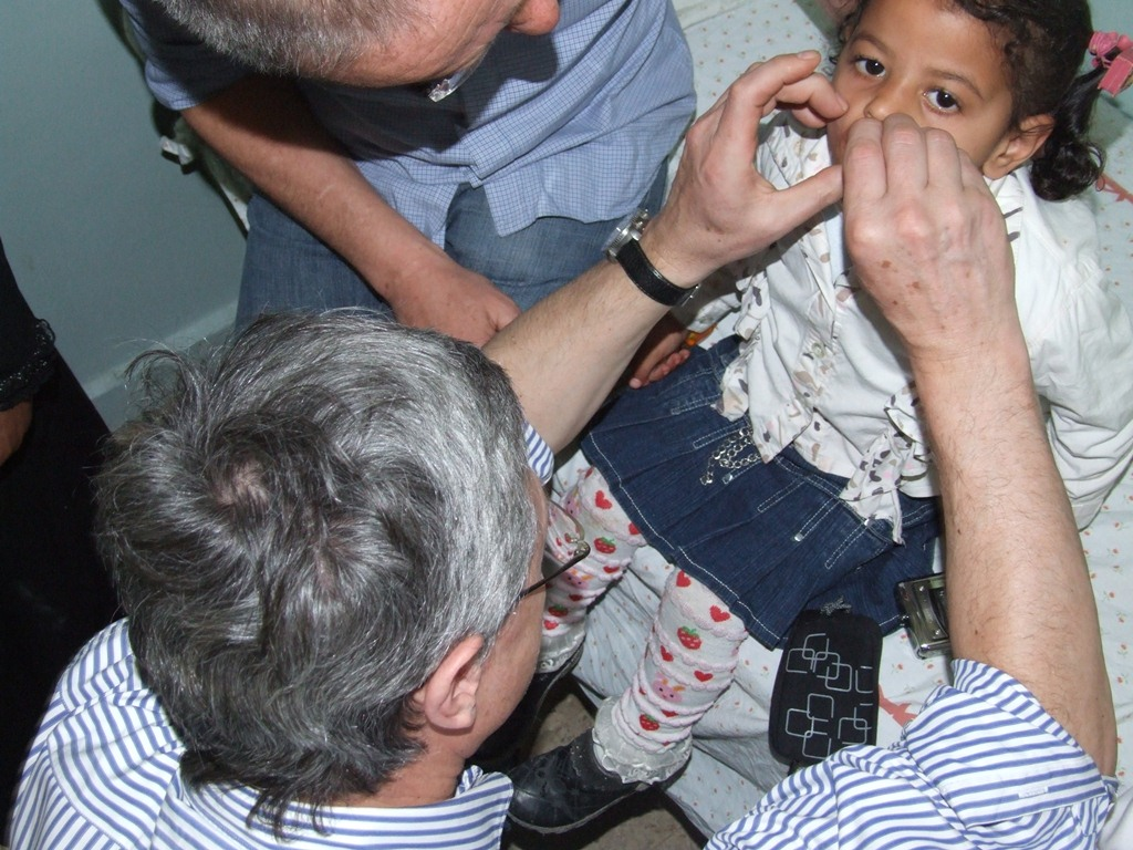 الصحة: أطباء بلا حدود لجراحة التجميل والحروق ينهي زيارة لمجمع ناصر الطبي