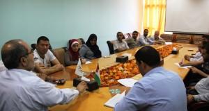 الصحة تعقد اجتماعا دوريا لمسئولي العلاقات العامة والإعلام في المستشفيات