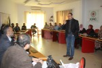 وزارة الصحة تشارك في دورة تقنية تغيير سلوك المجتمع نظمتها اللجنة الدولية للصليب الأحمر