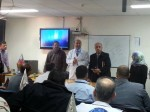 مستشفى غزة الأوروبي يكرم قسم خدمات المرضى