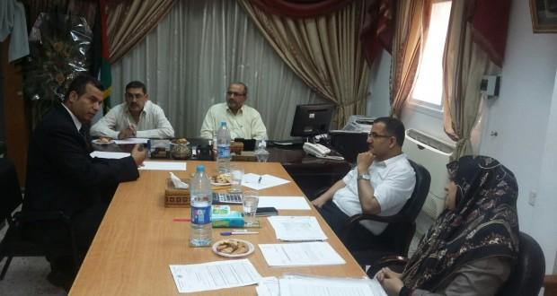 بالتعاون مع ديوان الموظفين العام تعقد وزارة الصحة المقابلات الشفهية لشغل وظيفة طبيب بشري أخصائي
