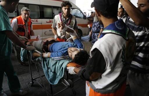 في الذكرى الثانية للعدوان على غزة ..الصحة : أقسام الاستقبال والطوارئ ثابت لا يتغير في معادلة صمود المنظومة الصحية في غزة