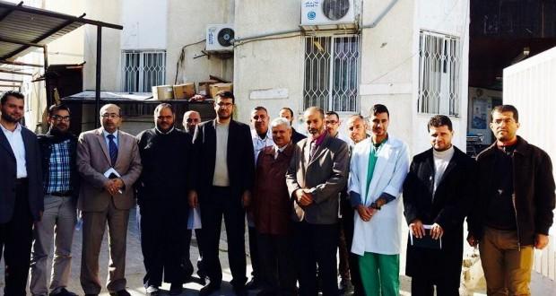 دعا لإنقاذ الوضع الصحي في غزة … أبو الريش : طواقمنا تستبسل في تطويق الأزمات والحفاظ على تقديم الخدمة الصحية