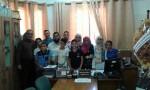 إدارة مستشفى النجار تستقبل وفدا من جمعية السلام الخيرية بمحافظة رفح