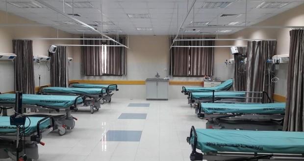 د. الفرا: قسم الطوارئ  بنظامه الجديد نقلة نوعية