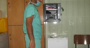 مستشفى العيون يعزز من إجراءات السلامة للأدوية المتعلقة بقسم التخدير