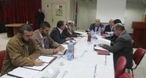 الوكيل المساعد بوزارة الصحة يترأس اجتماع اللجنة الوطنية لتحديث الخطة الإستراتيجية للصحة النفسية